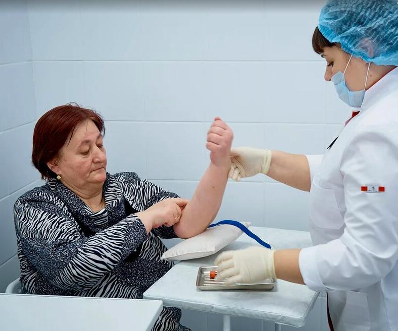 Артериальная гипертония : клиника